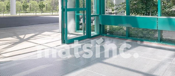 Commercial Building Entrance Systems